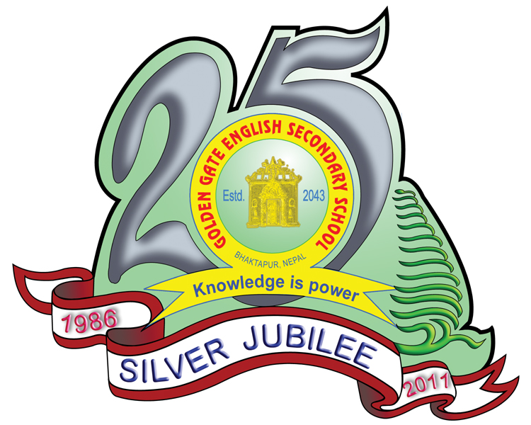 Small GGESS Silver Jubilee Logo copy