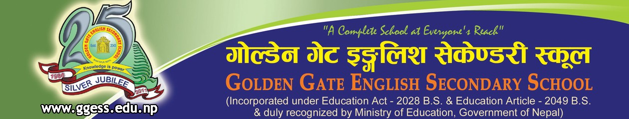 Official Website of Golden Gate English Secondary School