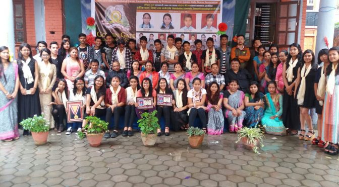 Felicitations, Farewell and Career Counseling for SLC 2072 Graduates