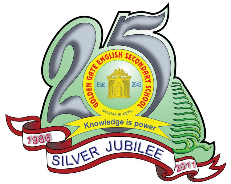 Small GGESS Silver Jubilee Logo copy