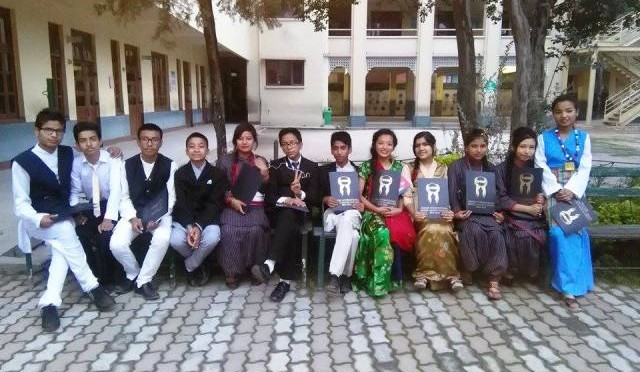IIMUN Nepal Conference 2016: A Historic Presence of Golden Gate