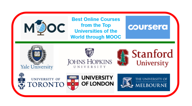 Best Online Courses from the Top Universities of the World